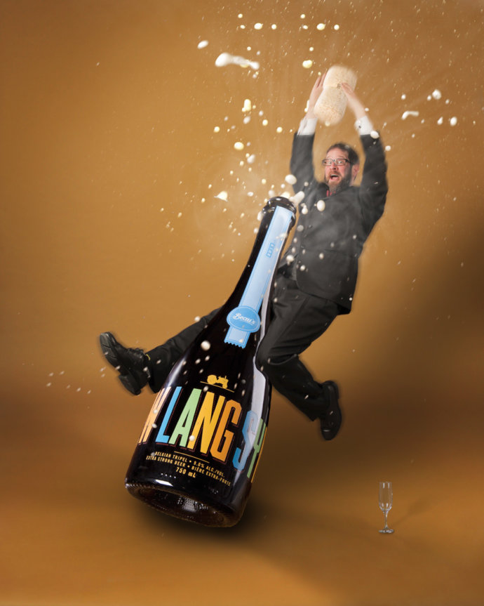 Beau's All NAtural Brewing Co. - New Lang Syne